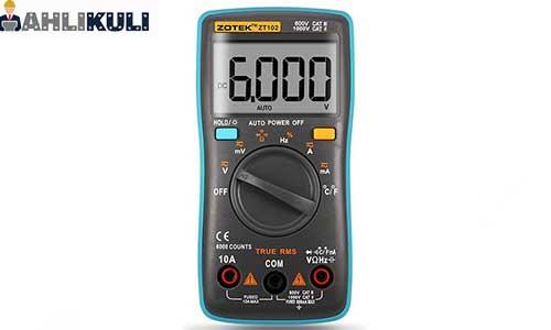 Zotek ZT102 Multimeter Digital