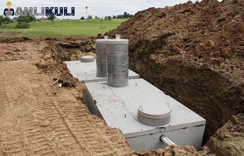 Septic Tank Beton