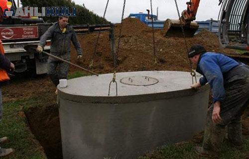 Ukuran Standar Septic Tank