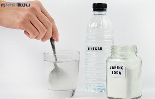 Gunakan Air Asam