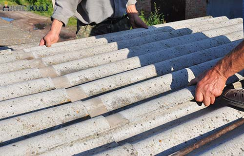 Harga Borongan Pasang Atap Asbes Per Meter