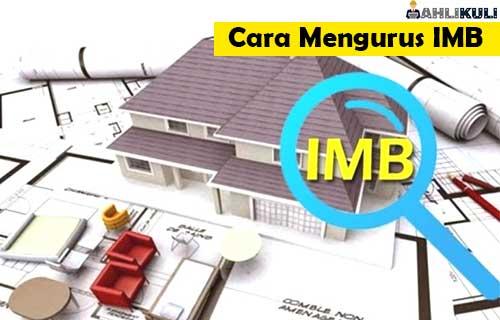 Cara Mengurus IMB Rumah Tinggal 2021 Syarat Biaya