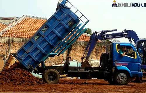 Harga Tanah Urug Per Dump Truck